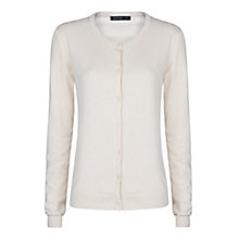 Buy Mango Long Sleeved Plumeti Cardigan Online at johnlewis.com