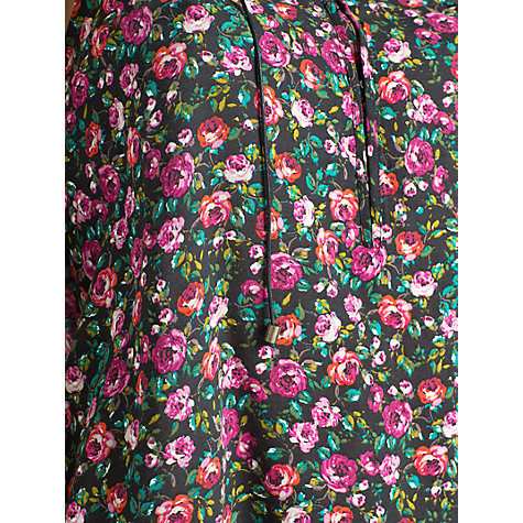 Buy Mango Strap Floral Print Top Online at johnlewis.com