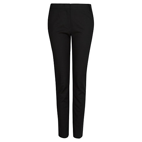 Buy Mango Cotton Suit Trouser Online at johnlewis.com
