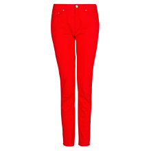 Buy Mango Slim Fit Zipped Trousers Online at johnlewis.com