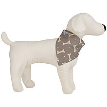Buy Mutts & Hounds Bone Print Neckerchief Online at johnlewis.com