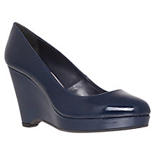 Buy Carvela Arras Wedged Court Shoes Online at johnlewis.com