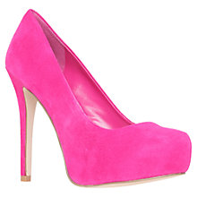 Buy Carvela Aunty Platform Court Shoes Online at johnlewis.com
