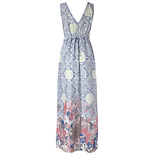 Buy White Stuff Whimsical Maxi Dress, Moonstone Blue Online at johnlewis.com
