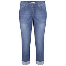 Buy White Stuff Southern Ocean Cropped Jeans, Denim Online at johnlewis.com