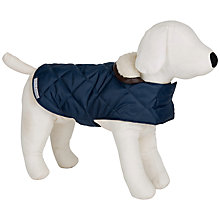 Buy Mutts & Hounds Quilted Dog Coat Online at johnlewis.com