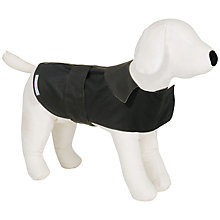 Buy Mutts & Hounds Reversible Waxed Dog Coat Online at johnlewis.com