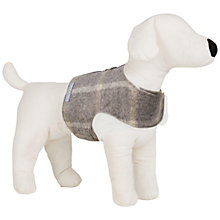Buy Mutts & Hounds Slate Tweed Soft Dog Harness Online at johnlewis.com