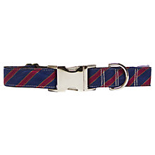 Buy Purplebone Check Dog Collar Online at johnlewis.com