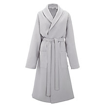 Buy John Lewis Waffle Terry Unisex Bath Robe Online at johnlewis.com