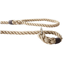 Buy Purplebone Cotton Rope Slip Lead Online at johnlewis.com