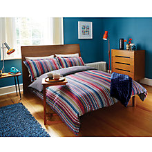 Buy Harlequin Array Striped Bedding, Multi Online at johnlewis.com