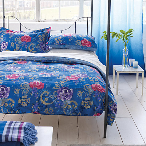Buy Designers Guild Damask Rose Bedding Online at johnlewis.com