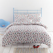 Buy Cath Kidston Butterflies Duvet Cover and Pillowcase Set Online at johnlewis.com