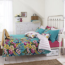 Buy Joules Cambridge Floral Bedding Online at johnlewis.com