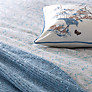Buy Jigsaw Blossom Bedding, Blue Online at johnlewis.com