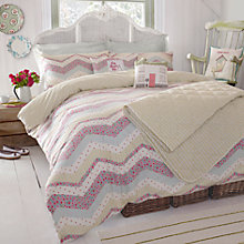 Buy Kirstie Allsopp Abbey Bedding Online at johnlewis.com