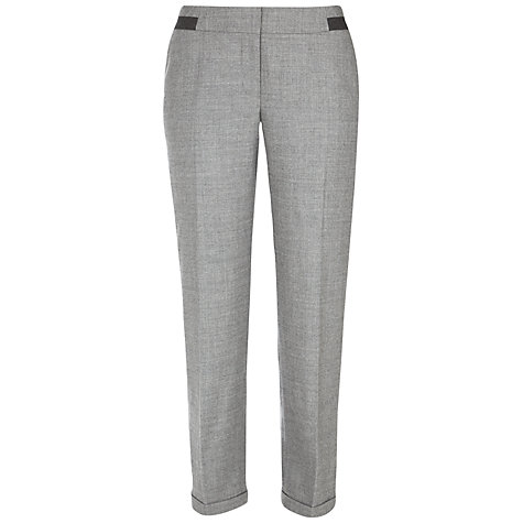 Buy Fenn Wright Manson Hollie Trousers, Steel Grey Online at johnlewis.com