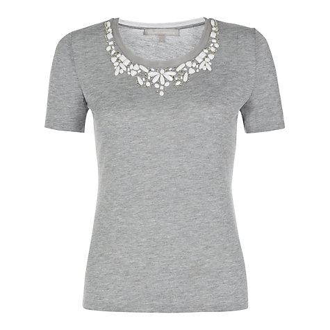 Buy Fenn Wright Manson Loretta Top, Stell Grey Online at johnlewis.com