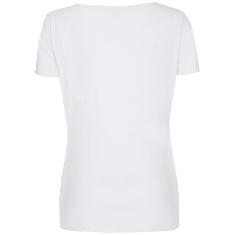 Buy Fenn Wright Manson Kendell Cowl NeckT-Shirt, White Online at johnlewis.com