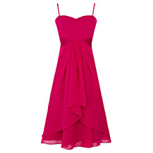 Buy Coast Michegan Short Dress, Pink Online at johnlewis.com