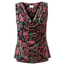Buy East Hasina Print Jersey Top, Multi Online at johnlewis.com