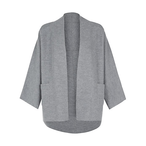 Buy Fenn Wright Manson Navina Coat, Soft Grey Online at johnlewis.com