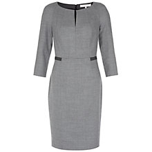 Buy Fenn Wright Manson Deanna Dress, Steel Grey Online at johnlewis.com
