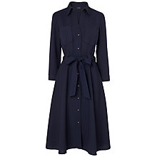 Buy Jaeger Belted Shirt Dress Online at johnlewis.com
