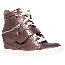 Buy Carvela Larry High-Top Trainers Online at johnlewis.com