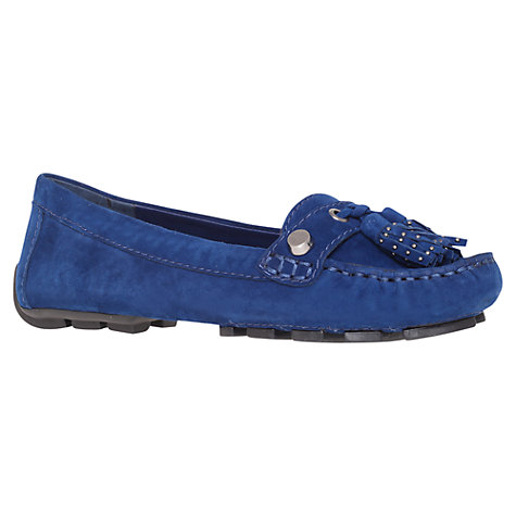 Buy Carvela Lily Studded Tassel Moccasins Online at johnlewis.com