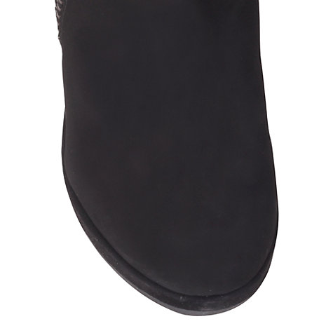 Buy Carvela Spain Double Zip Wedge Heel Ankle Boots Online at johnlewis.com