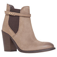 Buy Carvela Stand Ankle Boots, Grey Online at johnlewis.com