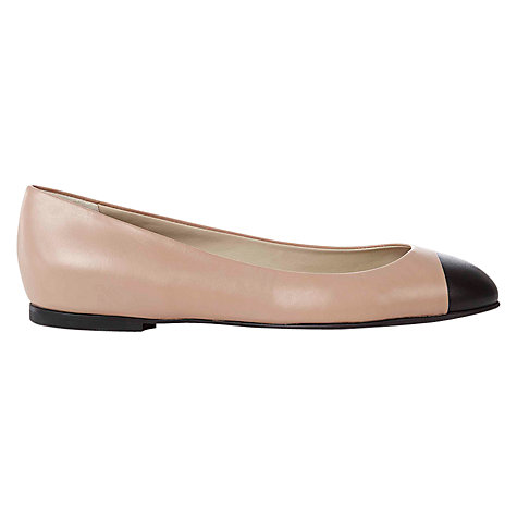 Buy Hobbs London Bailey Ballerina Pumps Online at johnlewis.com