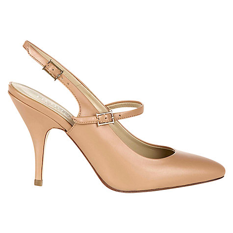 Buy Hobbs London Arianna Slingback Court Shoes Online at johnlewis.com