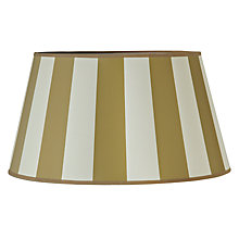 Buy India Jane Tapered Drum Lampshade Online at johnlewis.com