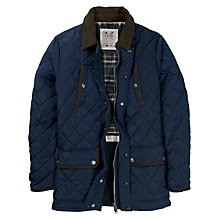 Buy Crew Clothing Aintree Quilted Jacket Online at johnlewis.com