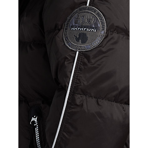 Buy Napapijri Austin Puffer Jacket Online at johnlewis.com
