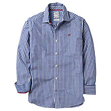 Buy Crew Clothing Gingham Long Sleeve Shirt Online at johnlewis.com