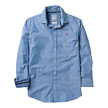 Buy Crew Clothing Classic Stripe Shirt Online at johnlewis.com