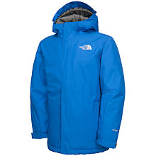 Buy The North Face Boys' Insulated Open Gate Coat, Blue Online at johnlewis.com