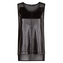 Buy Mango Gloss Finish Panel Top Online at johnlewis.com
