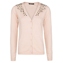 Buy Mango Embellished Cardigan Online at johnlewis.com