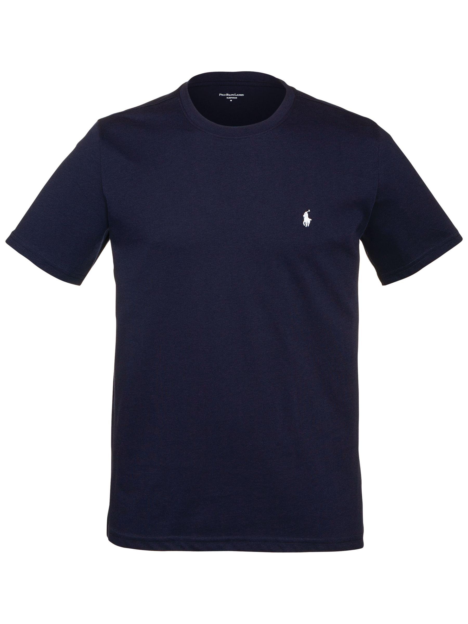 Polo Ralph Lauren Short Sleeve Crew Neck T-Shirt, Navy