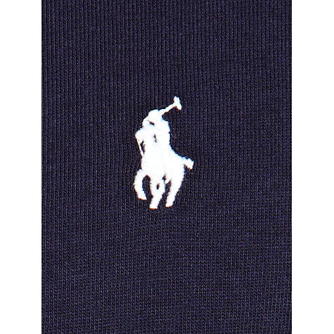 Buy Polo Ralph Lauren Short Sleeve Crew Neck T-Shirt, Navy Online at johnlewis.com