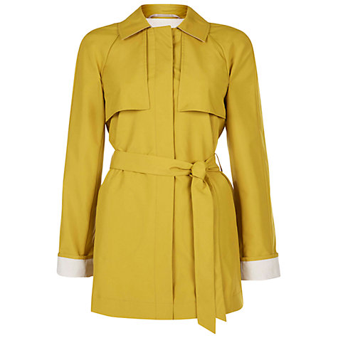 Buy Hobbs Larissa Mac, Olive Green Online at johnlewis.com
