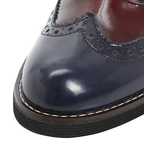 Buy Dune Lunetta Lace Up Brogues Online at johnlewis.com