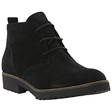 Buy Dune Pham Crepe Sole Desert Boots Online at johnlewis.com