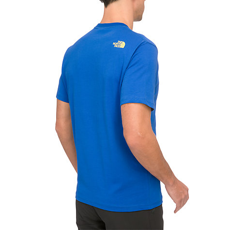 Buy The North Face Duffel Short Sleeve T-Shirt Online at johnlewis.com