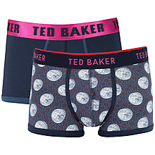 Buy Ted Baker Navigate and Plain Trunks, Pack of 2 Online at johnlewis.com